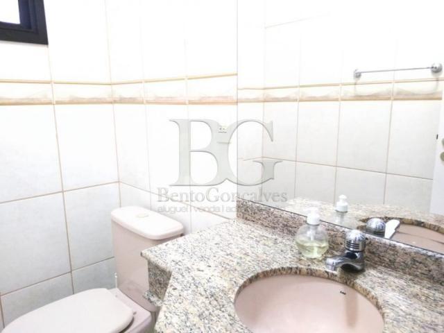 Apartamento à venda com 4 dormitórios em Jardim dos estados, Pocos de caldas cod:V63242 - Foto 12
