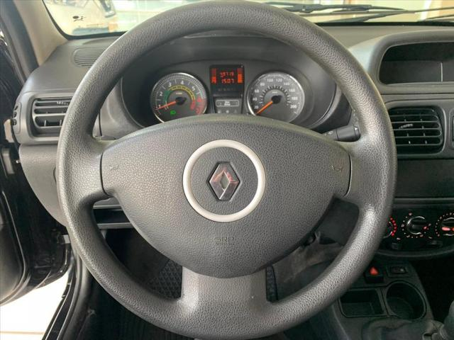 RENAULT CLIO 1.0 EXPRESSION 16V FLEX 4P MANUAL - Foto 11