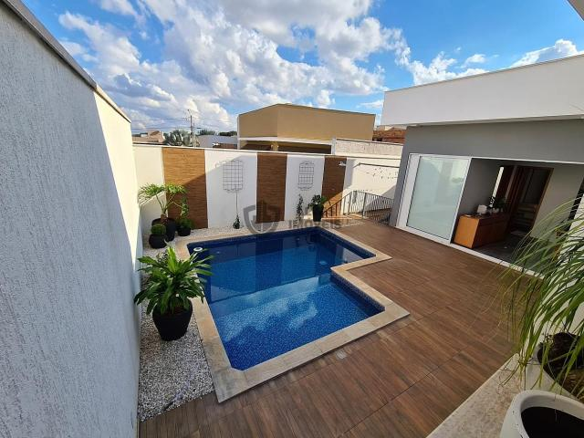 Casa de condomínio à venda com 3 dormitórios em Condomínio buona vita, Araraquara cod:A230 - Foto 16