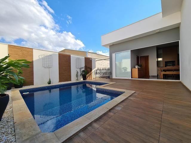 Casa de condomínio à venda com 3 dormitórios em Condomínio buona vita, Araraquara cod:A230 - Foto 15