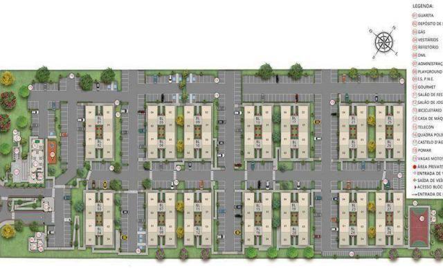 Residencial Trivialli - 40m² - Apartamento 2 quartos em Taubaté, SP - ID3913 - Foto 5