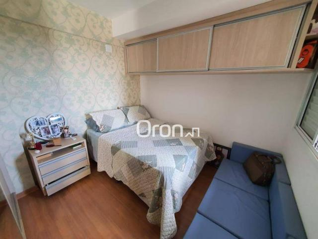 Apartamento com 3 dormitórios à venda, 106 m² por R$ 470.000,00 - Setor Goiânia 2 - Goiâni - Foto 12