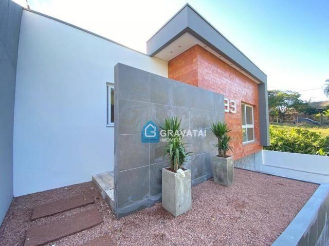 Casa com 3 dormitórios à venda, 190 m² por R$ 850.000 - Centro - Gravataí/RS - Foto 9