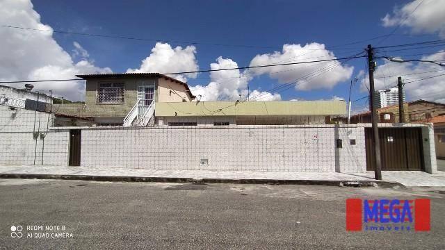 Casa com 6 dormitórios à venda, 267 m² por R$ 1.200.000,00 - Parquelândia - Fortaleza/CE