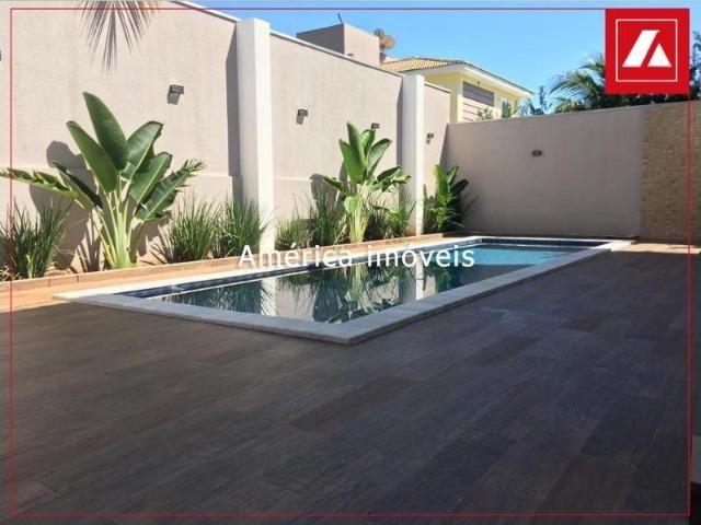 Lindo Sobrado Cond. Alphaville, 313 m² de Área Construída - Foto 14