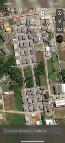 Terreno indústrial ideal para galpão,quadra de futebol society em Araquari - Foto 5
