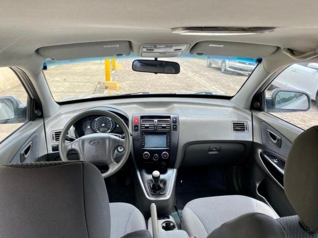 Tucson 2009/2009 2.0 mpfi gl 16v 142cv 2wd gasolina 4p manual - Foto 5