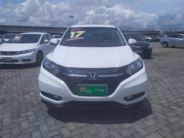 Honda HRV EX CVT Automático Ano 2016 Modelo 2017