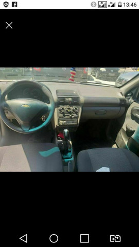 Chevrolet Classic 2014 1.0 completo de tudo<br>Revisado e garantia  - Foto 4