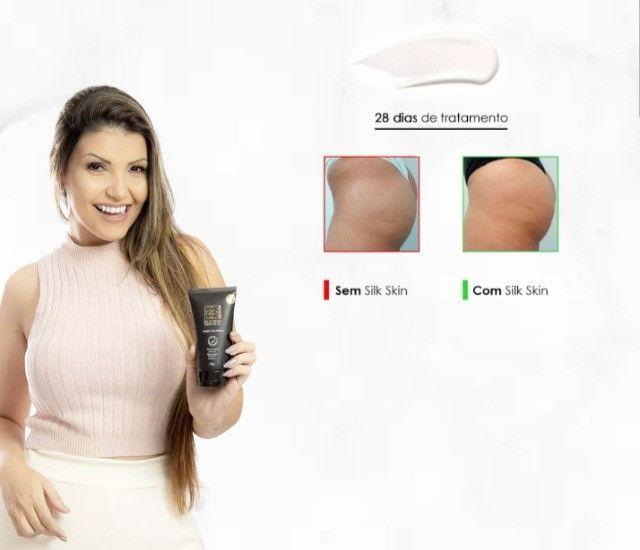 silk skin creme para estrias resenha