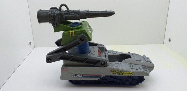 Pulverizer Battle Force 2000 G.i.Joe/Comandos em Ação/Cobra - Epic Toys Brasil