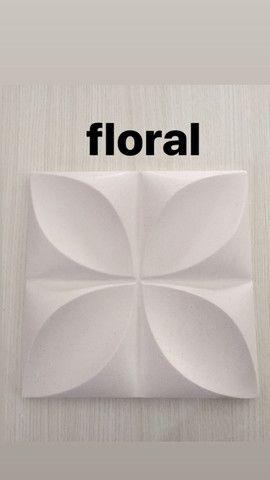 Placa de gesso 3D - Foto 6