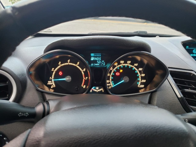 Ford Fiesta 1.6 Titanium 2015 Sedan. Um Dos Mais Novos De Campina - Foto 12