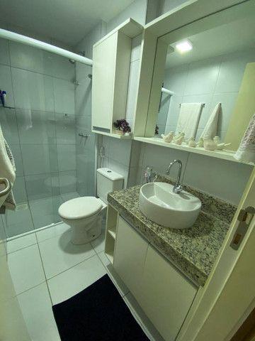 Apartamento novo e mobiliado no centro de Guaramiranga - Foto 18