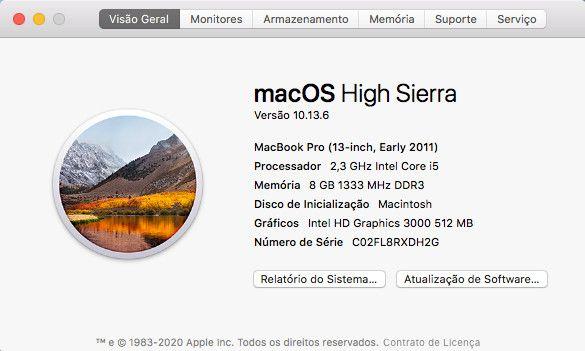 MacBook Pro 13 Polegadas - Foto 6