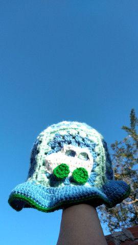 Bucket / chapéu de croche