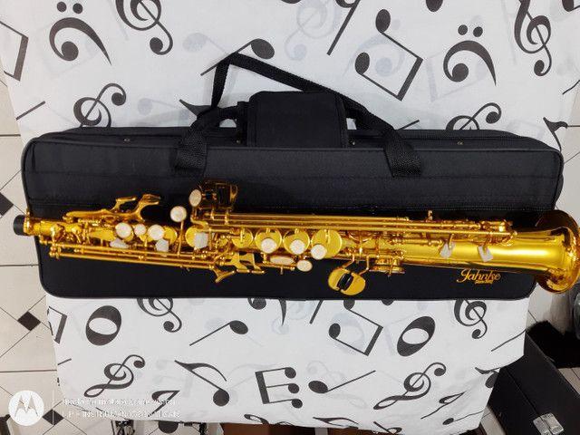 Saxofone soprano - Foto 4
