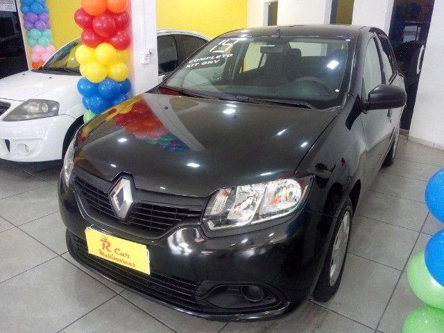 Renault Logan 1.0 comp + Gnv ent 48 x 798,00 informações * Gilson - Foto 3