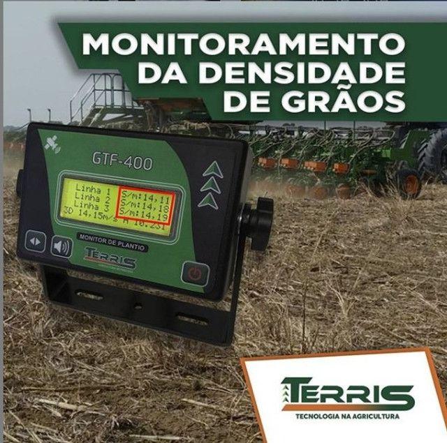 Monitor de plantio GTF-400 conta sementes - Foto 3