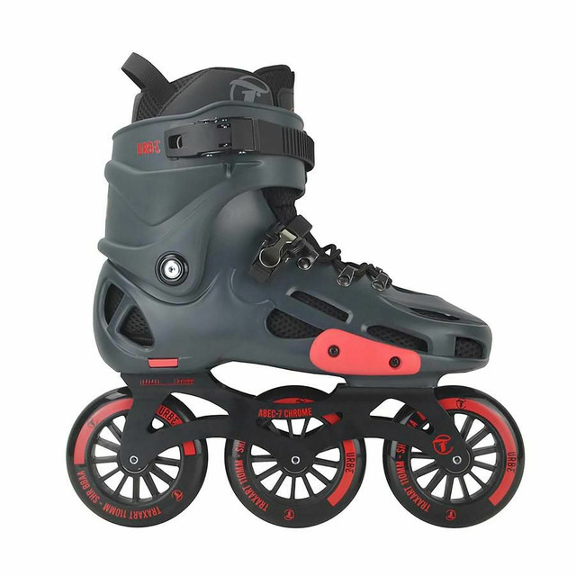 PATINS INLINE FREESTYLE TRAXART URBE - 110MM ABEC-7 CROMO<br><br> - Foto 5