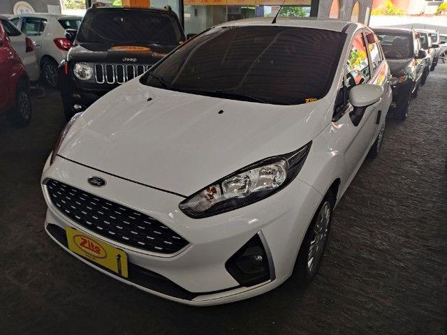 Ford Fiesta 1.6 SE ! Automático e Baixa Km !Completo! - Foto 3