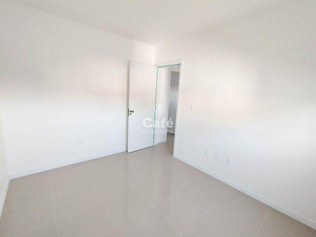 Apartamento Novo com 2 dormitórios, sacada com churrasqueira e Garagem. - Foto 13