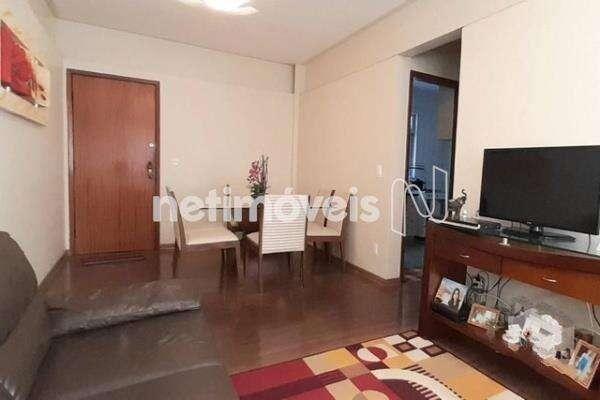 Apartamento à venda com 3 dormitórios em Nova cachoeirinha, Belo horizonte cod:839959 - Foto 3