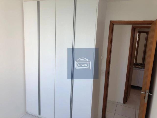 Apartamento para alugar, 48 m² por R$ 2.100,00/mês - Tamarineira - Recife/PE - Foto 5
