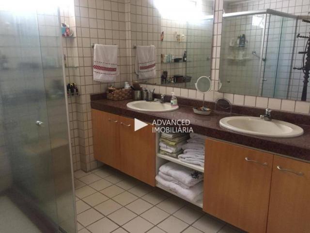 Apartamento com 4 dormitórios à venda, 260 m² por R$ 1.500.000 - Graças - Recife/PE - Foto 18