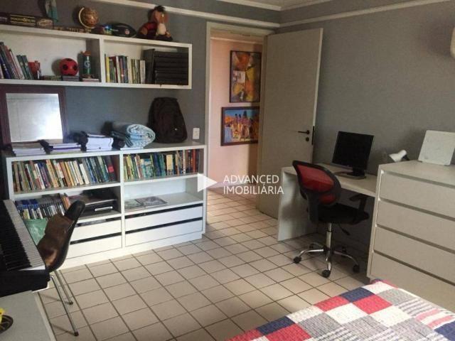 Apartamento com 4 dormitórios à venda, 260 m² por R$ 1.500.000 - Graças - Recife/PE - Foto 13