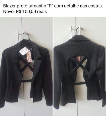Vestido e blazer lindos novos  - Foto 2