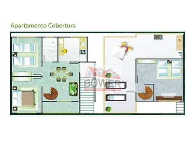 Cobertura com 3 dormitórios, 70 m² - venda por R$ 165.000,00 ou aluguel por R$ 950,00/mês  - Foto 18
