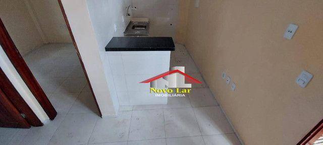 Apartamento com 1 dormitório para alugar, 29 m² por R$ 600,00/mês - José Bonifácio - Forta - Foto 16