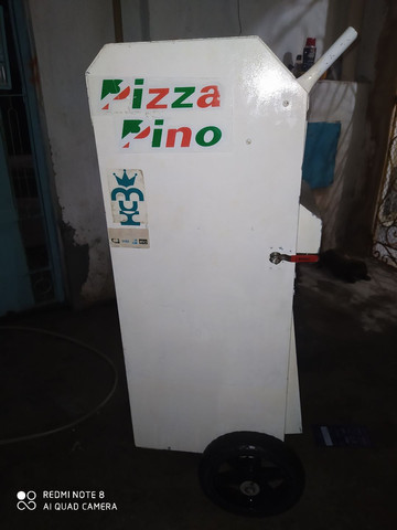 Carro de pizza  - Foto 4