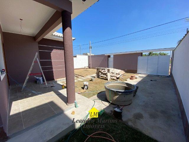 Em Construção / Linda e ótima casa primeira locação em itaipuaçu !!  - Foto 3