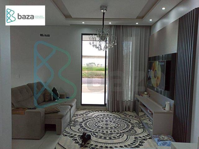 Sobrado com 3 dormitórios (1 suíte) à venda, 180 m² por R$ 700.000 - Residencial Deville - - Foto 6