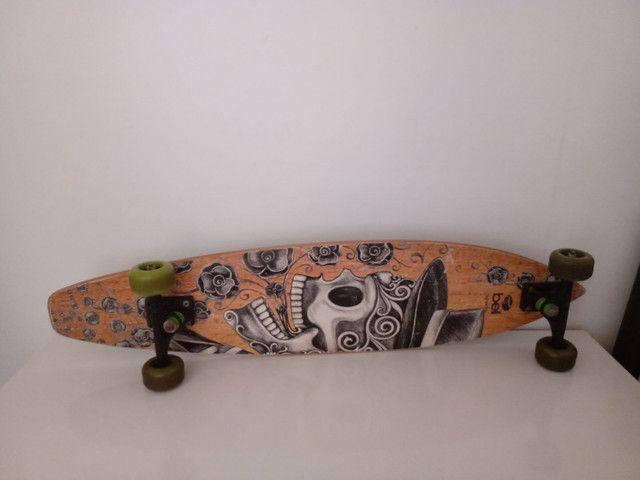 Longboard 150 reais - Foto 3