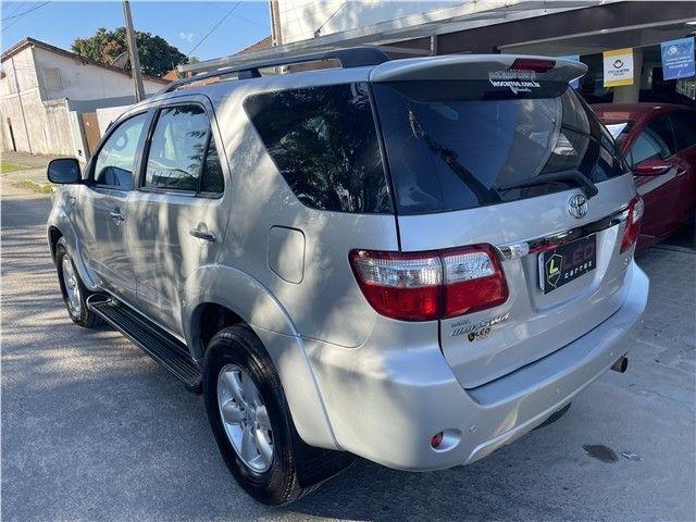 Toyota Hilux sw4 2010 4.0 srv 4x4 v6 24v gasolina 4p automático - Foto 4