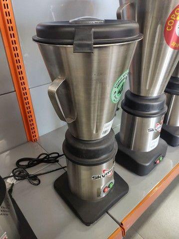 LC-04 liquidificador comercial baixa rotação - SKYMSEN  - Foto 2