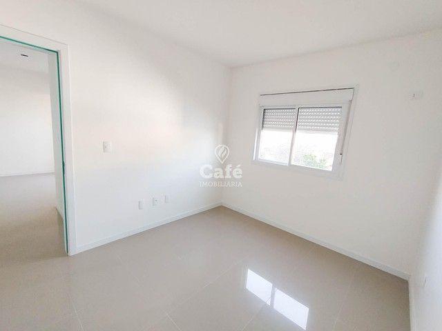 Apartamento Novo com 2 dormitórios, sacada com churrasqueira e Garagem. - Foto 12