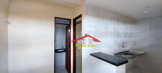 Apartamento com 1 dormitório para alugar, 29 m² por R$ 600,00/mês - José Bonifácio - Forta - Foto 12