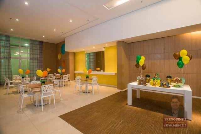 Apartamento no Tribeca com 3 dormitórios à venda, 119 m² por R$ 1.139.260 - Aldeota - Fort - Foto 13