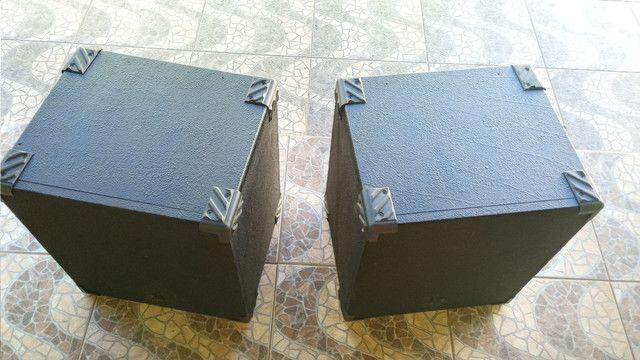 Par de caixas de grave - Foto 3