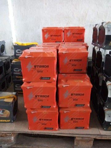 Baterias novas para todos as marcas de carro. - Foto 5