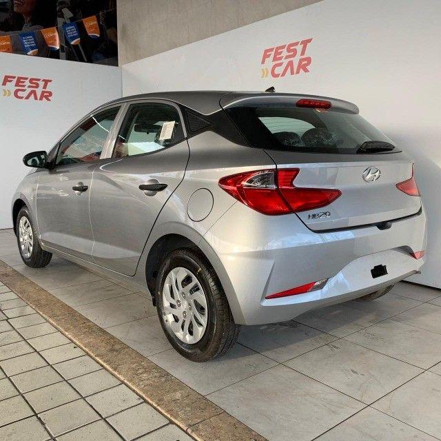 Hyundai HB20 1.0 Sense 2022 Manual (ZERO) (81) 9 9124.0560 Brenda - Foto 11