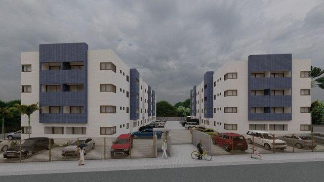 Apartamentos de 2 e 3 Quartos no Valentina/Muçumagro Com Até Zero de Entrada