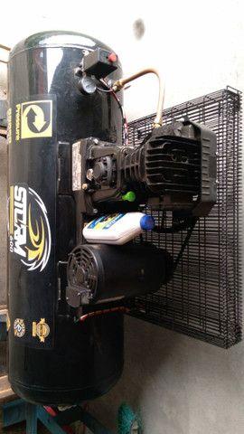 Compressor 200L - Foto 4