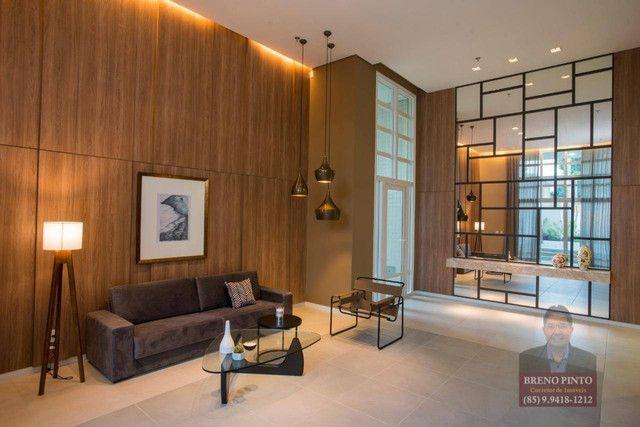 Apartamento no Tribeca com 3 dormitórios à venda, 119 m² por R$ 1.139.260 - Aldeota - Fort - Foto 11
