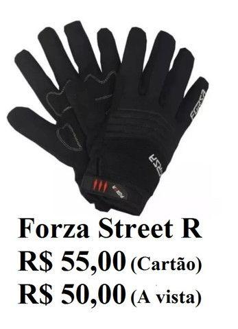 Luvas X11 e Forza para dia a dia , a partir de R$ 85,00 (tamanhos P ao GGG) JL Parts - Foto 2