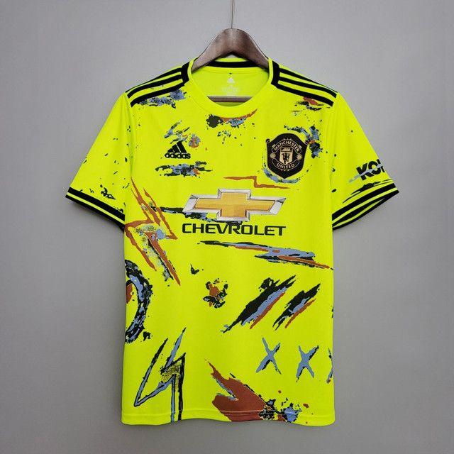 Camisa de time fornecedor - Foto 5